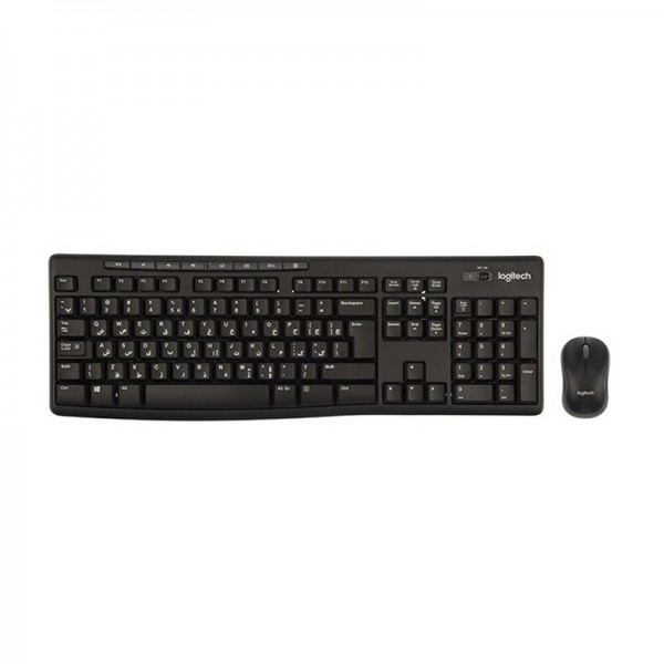 Logitech MK270 Wireless Keyboard and Mouse