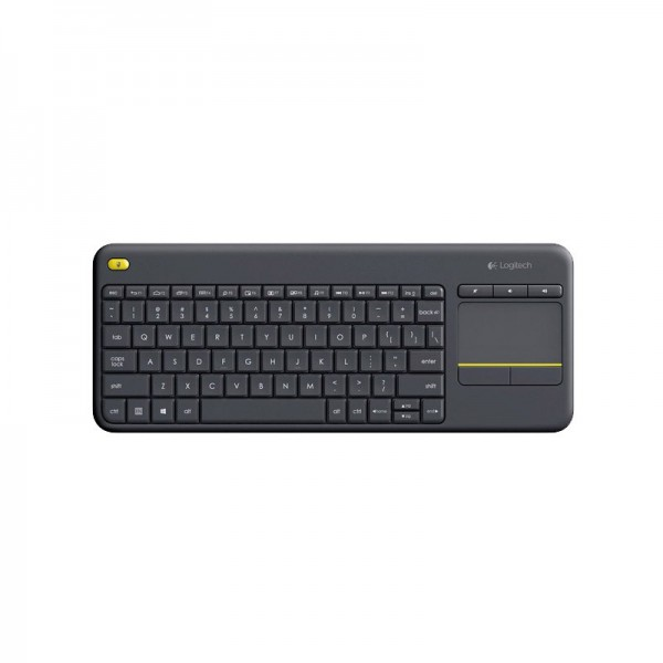 Logitech K400 Plus Wireless Keyboard With Persian Letters