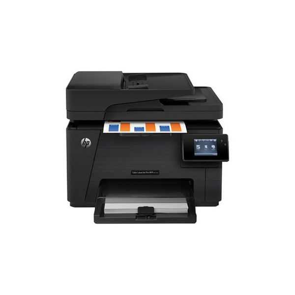 HP LaserJet Pro MFP M177fw Multifunction Color Laser Printer