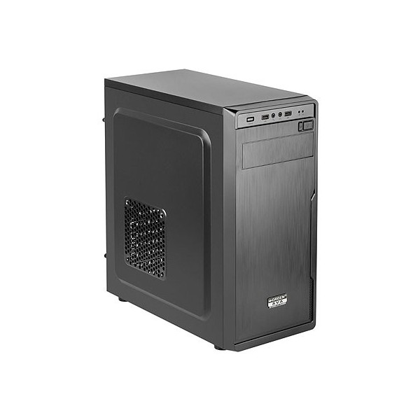 Green AVA Mid-Tower Case
