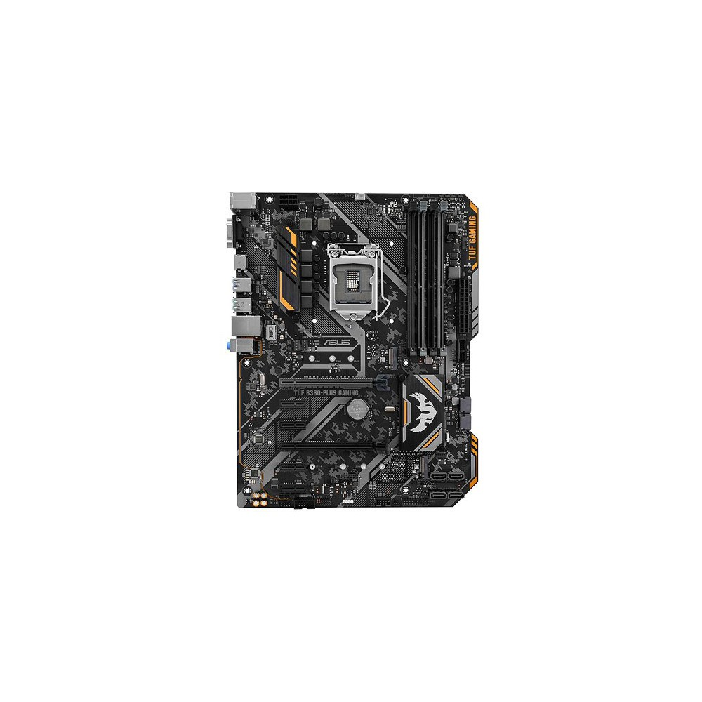 ASUS TUF B360-PLUS GAMING Motherboard