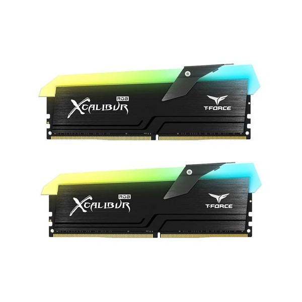 TeamGroup XCALIBUR RGB Dual Channel 3600Mhz General Edition - 16GB