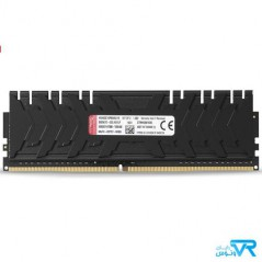 KingSton HyperX Predator DDR4 8GB 3200MHz CL16 Single Channel Desktop RAM