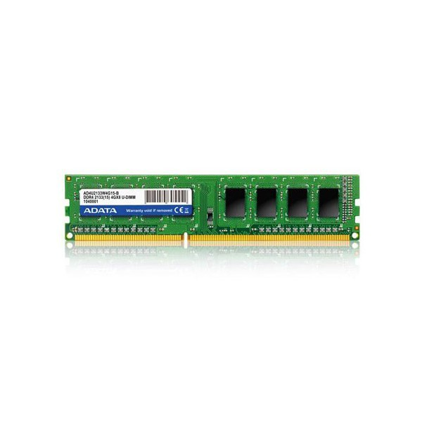 ADATA Premier DDR4 2400MHz CL15 Single Channel Desktop Ram - 8GB