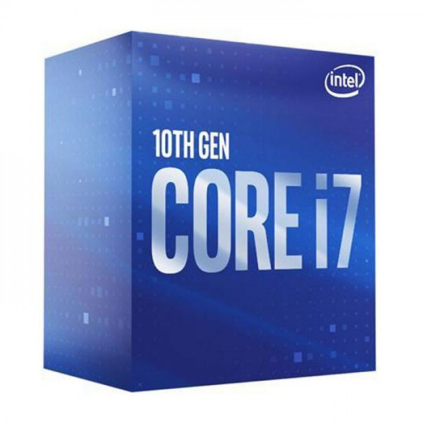 پردازنده اینتل CORE I7 10700 کامت لیک|Intel Core i7-10700 Comet lake LGA1200 10th Generation Processor