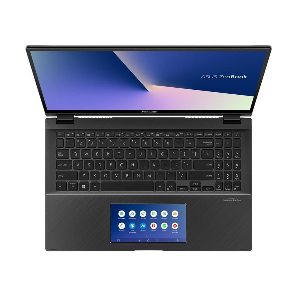 ASUS ZenBook Flip 15 UX563FD Core i7 16GB 1TB SSD 4GB Full HD Touch Laptop