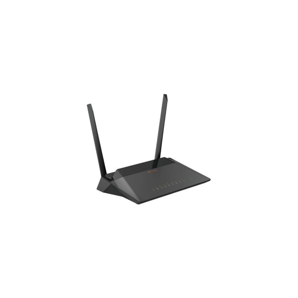 D-Link DSL-224 VDSL2 and ADSL2 Plus N300 Wireless Router