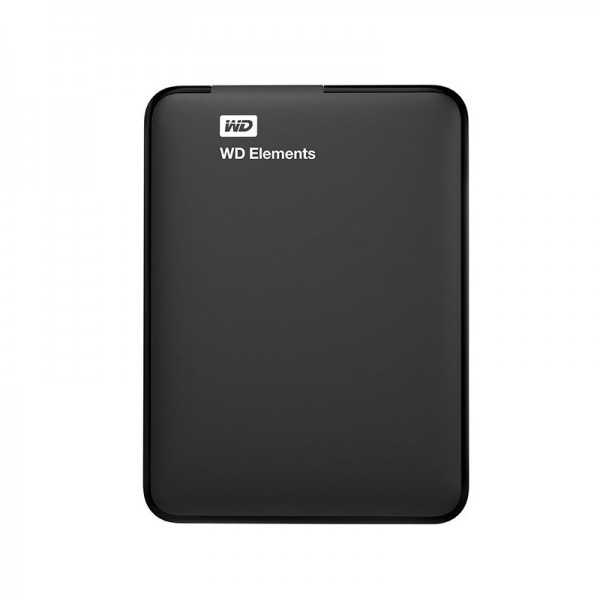 Western Digital Elements External Hard Drive - 1TB